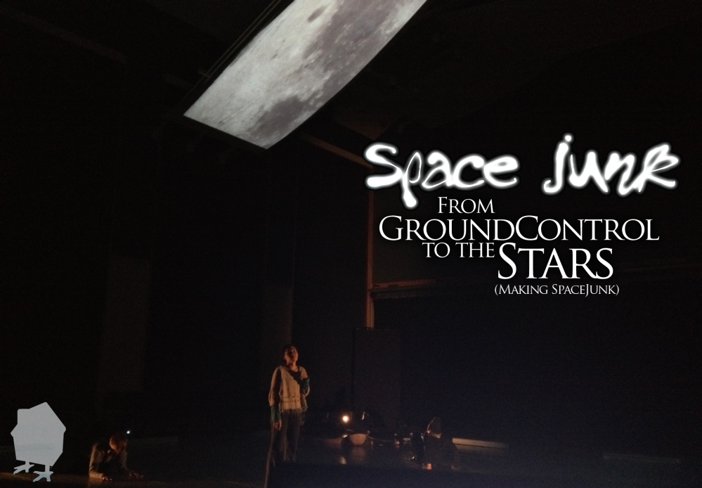 Coming Soon, The Making of Space Junk!